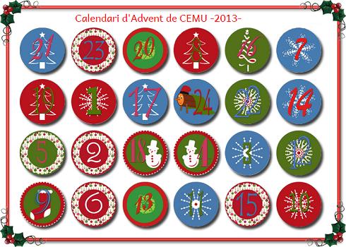 calendari CEMU