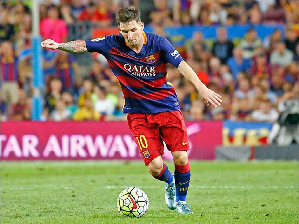 Leo Messi oficial